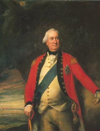 Lord Cornwallis, American Revolution