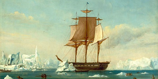 USS Vincennes on Wilkes Expedition
