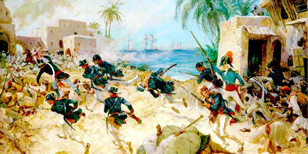 Battle of Derna