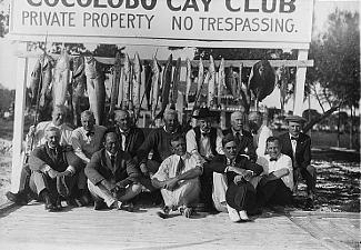 Cocolobo Club, Warren Harding