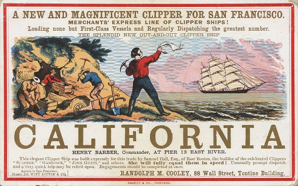 California Gold Rush