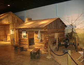 Camp Nelson Exhibits