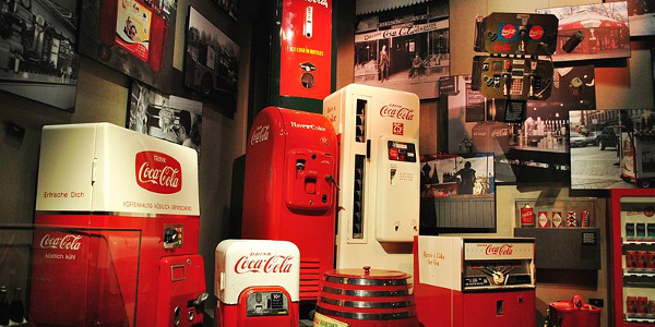 Coca Cola Exhibits