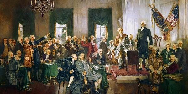 Passage of Constitution