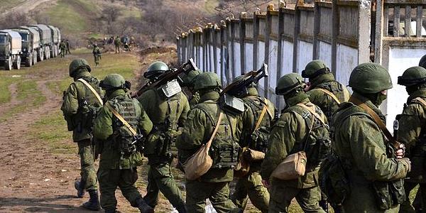 Russia Invasion of Crimea
