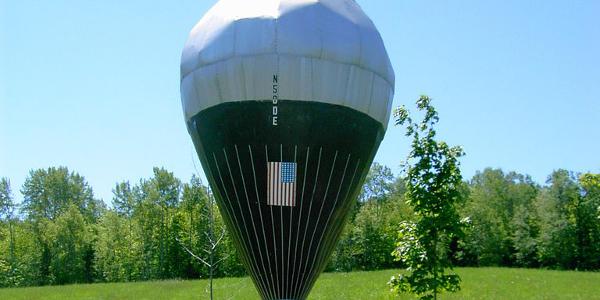 First Transatlantic Balloon Flight