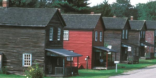 Eckley Miner's Village