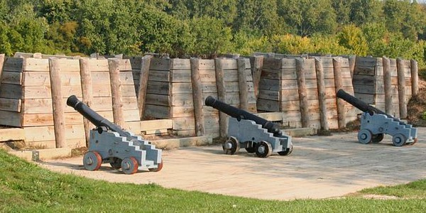 Fort Meigs, War of 1812