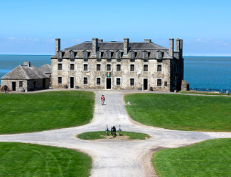 French Castle at Fort Niagara