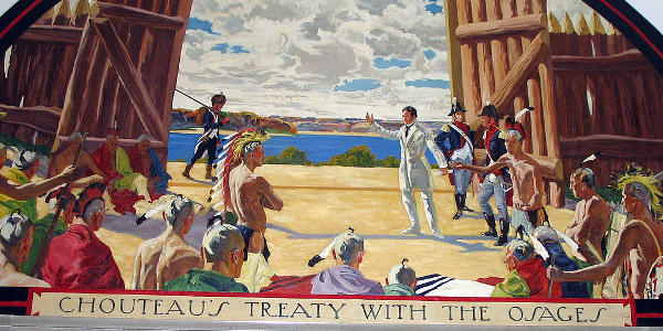 Fort Osage Treaty