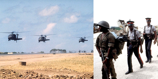 Invasion of Grenada 1983