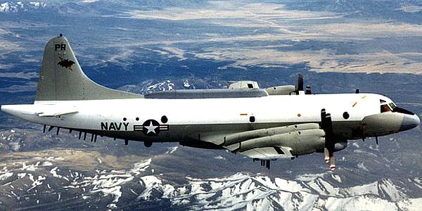 Hainan Incident Plane