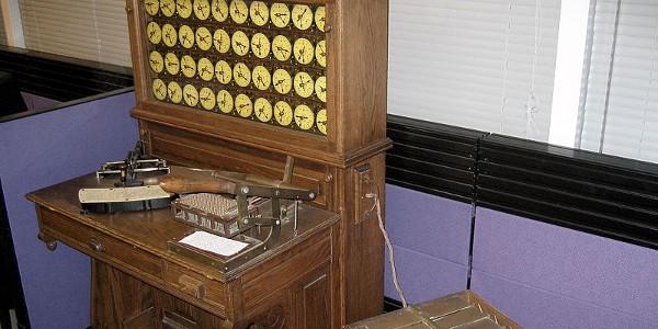 Herman Hollerith's Tabulating Machine and IBM