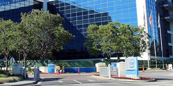 Intel Corporate Headquarters