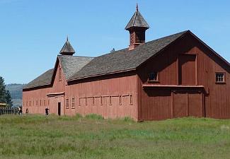 Fort Spokane, Lake Roosevelt NRA