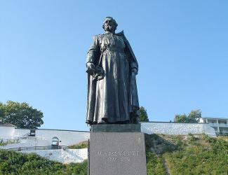 Statue of Marquette