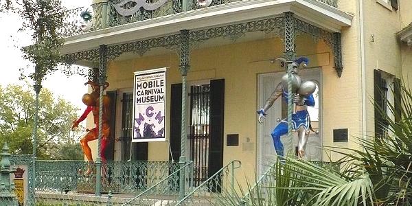 Mardi Gras Museum, Mobile