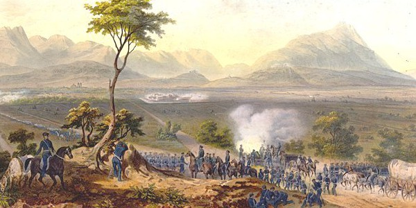 Mexican War, Battle of Monterey