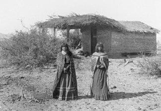 Mojave Indian Women