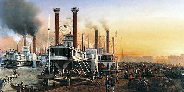 New Orleans Wharf