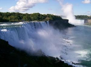 American Falls at Niagara Falls