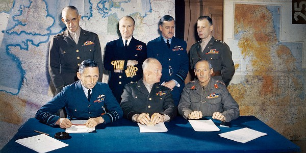 World War II Commanders