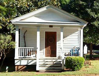 Small home in Old Alabama Town