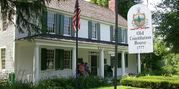Old Constitution House, Windsor, Vermont