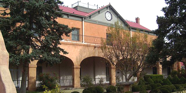 Old Town Albuqerque