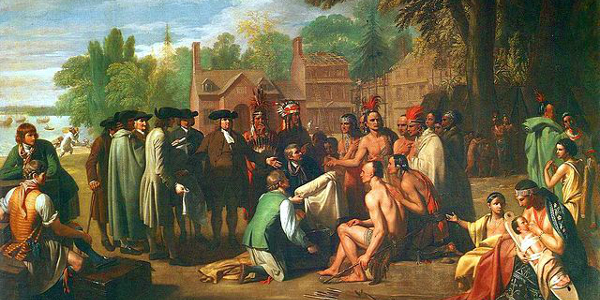 William Penn Great Treaty