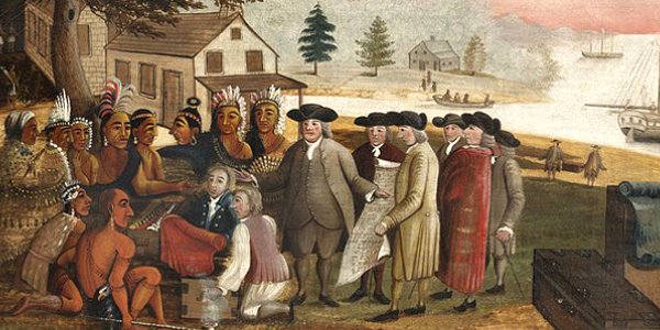 Great Treaty of William Penn and Tamanend