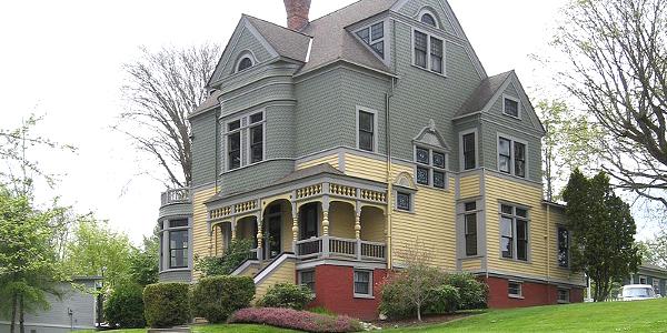Port Gamble Walker-Ames House