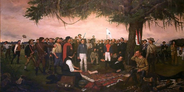 Surrender of Santa Anna