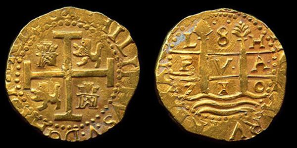 Spanish Treasure 1715