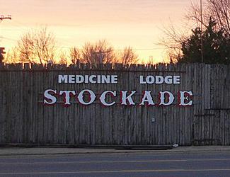 Medicine Lodge Stockade Museum