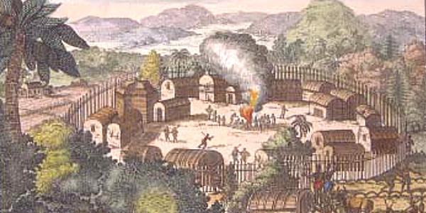 Susquehannock Fort