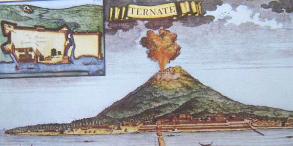 Portuguese Fort at Ternate