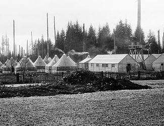 WPA Camp at Timberline Lodge