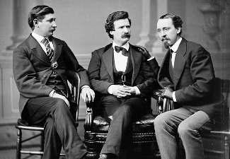 Townsend, Twain, and Gray