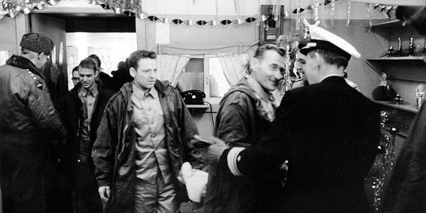 Release of U.S. Navy in USS Pueblo affair