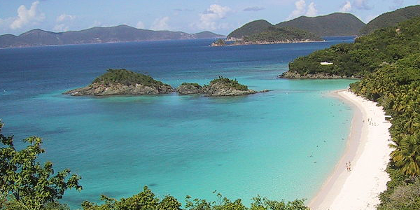 Trunk Bay, Virgin Islands
