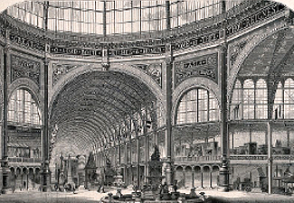 Palace of Art and Industry, 1862 London
