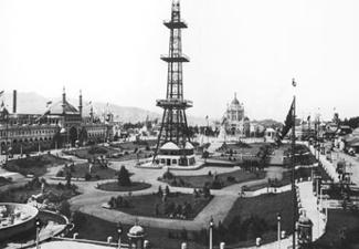 San Francisco 1894 Midwinter Exposition