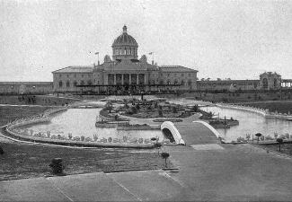 Charleston's Cotton Palace at 1901-2 Exposition