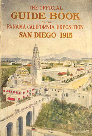 Panama-California Expo 1915-6