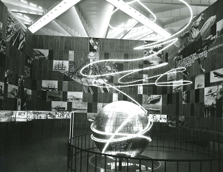 Turin International Exhibition 1961 Exhibits