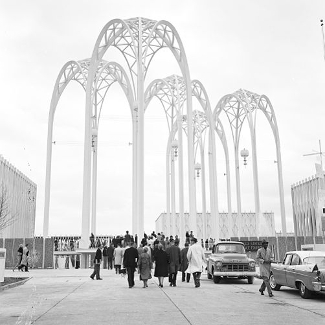 Science Pavilion, Seattle 1962