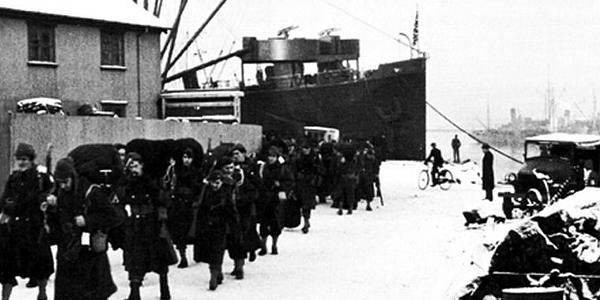 United States Troop in Iceland, World War II