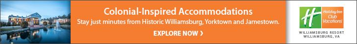 Williamsburg Resort Accomodations