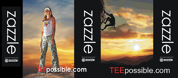 Teepossible Zazzle